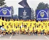 गोरखपुर पहुंची करगिल टू कोहिमा रन टीम, हुआ भव्य स्वागत Gorakhpur News