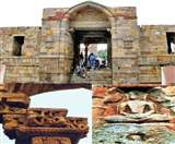 'कुतुबुद्दीन ने मंदिरों को तोड़कर बनवाई थी कुव्वत-उल इस्लाम मस्जिद'