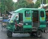 कमाल है! ट्रक के नंबर पर चल रही टेंपो, बाइक के नंबर पर ट्रक Lucknow News