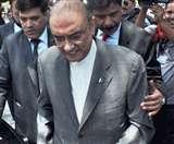 पाकिस्तान के पूर्व राष्ट्रपति जरदारी स्वास्थ्य संबंधी जांच के लिए अस्पताल में भर्ती