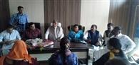 नपा की बैठक में सात करोड़ रुपये के विकास कार्य पास, कस्बे की होगी कायाकल्प