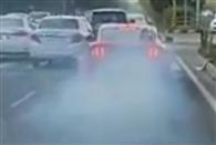 पंजाबी सिगर करन औजला ने फैंस के साथ तोड़े ट्रैफिक नियम, वीडियो वायरल