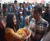ABVP के राष्ट्रीय अधिवेशन में पहुंचे डिप्टी सीएम ने की जेएनयू के दोषियों पर कार्रवाई की मांग Agra News