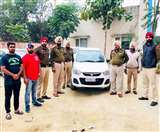 दो किलो गांजा और नौ हजार नशे की गोलियों समेत दो लोग गिरफ्तार Jalandhar News