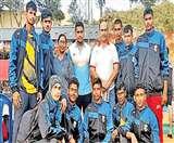 दिल्ली को 47-43 से हराकर बिहार अंडर-17 कबड्डी प्रतियोगिता के सेमीफाइनल में Patna News