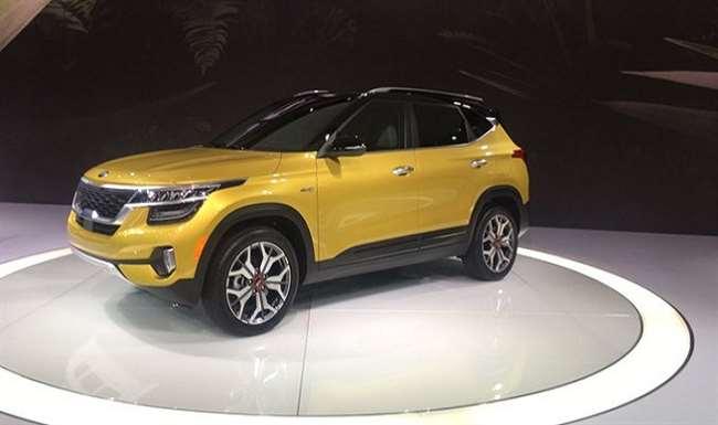 Kia Seltos AWD unveiled in 2019 Los Angeles Auto Show