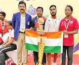 Sports :भारत ने चौथी बार जीता रोल बॉल विश्व कप का खिताब Jamshedpur News