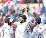 रिद्धिमान साहा ने एतिहासिक डे-नाइट टेस्ट मैच के दौरान विकेट के पीछे पूरे किए अपने 100 शिकार