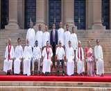 श्रीलंका: राष्ट्रपति गोताबाया की अंतरिम कैबिनेट में परिवारवाद की झलक, दो महिलाएं भी शामिल