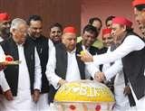 Happy Birthday Mulayam Singh Yadav : मुलायम सिंह सपा नेताओं से बोले- अन्याय के खिलाफ लड़ें समाजवादी