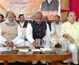 प्रदेश के गृहमंत्री विज का भाजपा की हार पर मंथन, बोले-भीतरघात वालों को दिखाएंगे बाहर का रास्ता Panipat News