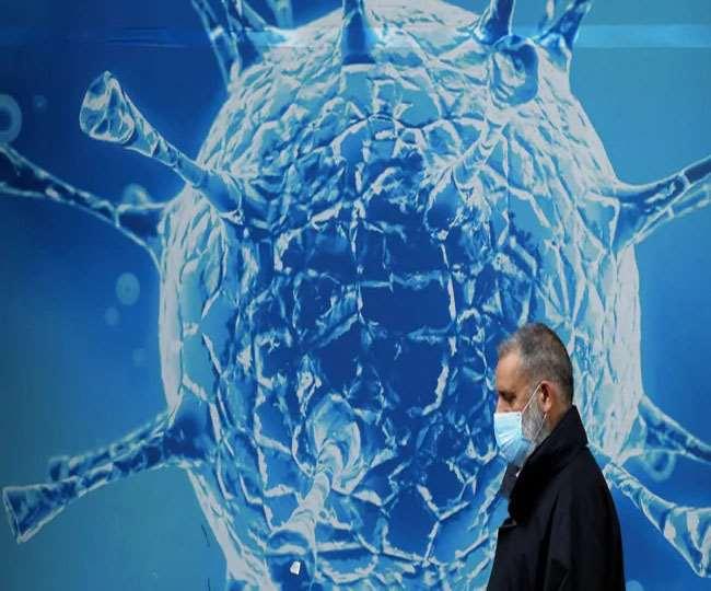 कोरोना का नया स्ट्रेन सार्स सीओवी-2 सिंगल आरएनए वायरस है।