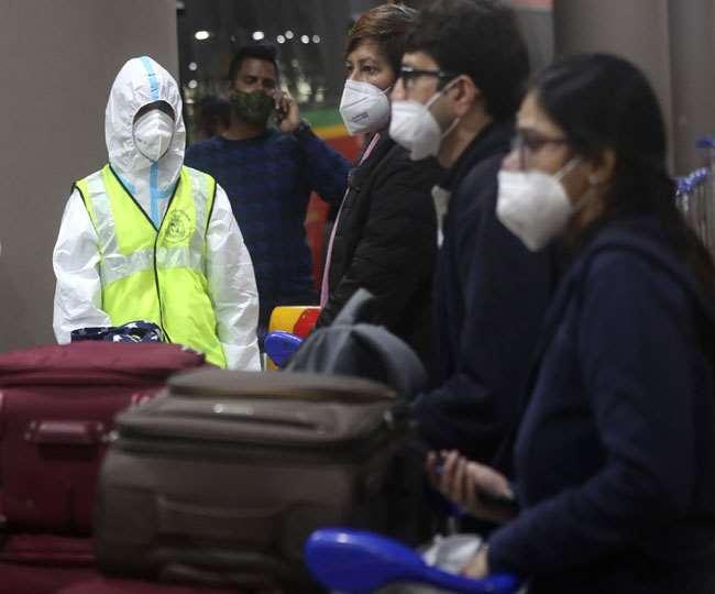 ब्रिटेन से भारत आए यात्री पाए जा रहे संक्रमित