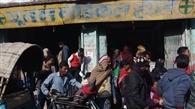 दवा दुकानों की हड़ताल से हाहाकार, परेशान रहे मरीज एवं परिजन
