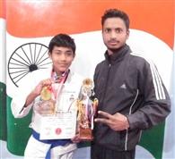 मयंक गुप्ता ने दिल्ली में जीता स्वर्ण पदक