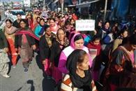 बेटियों के प्रति जागरूक करने को निकाली रैली