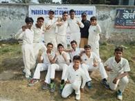 कोचिंग कैंप को ब्रह्मोस क्लब ने 2 विकेट से हराया