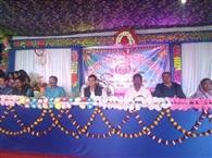 कूड़ापड़ा ग्रामपंचायत उच्च विद्यालय का रजत जयंती समारोह
