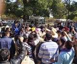 सर्वदलीय बैठक में न बुलाए जाने से बैंस ब्रदर्स खफा, पंजाब भवन में घुसने के प्रयास पर पुलिस ने रोका