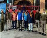 चाईबासा मंडलकारा से पहली बार रिहा हुए आजीवन कारावास की सजा काट रहे तीन कैदी Jamshedpur News