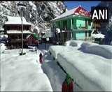 Weather Updates: हिमाचल-कश्मीर में बर्फबारी, दिल्ली में शीतलहर का कहर, मौसम विभाग ने जारी किया पूर्वानुमान