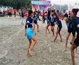 Bihar State Sub Junior Girls Kabaddi Competition : मुजफ्फरपुर, पटना व भागलपुर राज्य बालिका कबड्डी के अगले दौर में