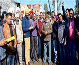 विधायक बावा हैनरी ने लम्मा पिंड-जंडू सिंघा रोड का निर्माण शुरू करवाया, 2.35 करोड़ आएगा खर्च
