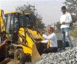 अब रेलवे नहीं बनाएगा साउथ साइड एप्रोच रोड, जाम में फंसा रहेगा धनबाद Dhanbad News