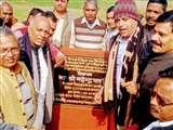 सांसद रविकिशन ने कहा-पूरे प्रदेश में हो रहा विकास कार्य Gorakhpur News