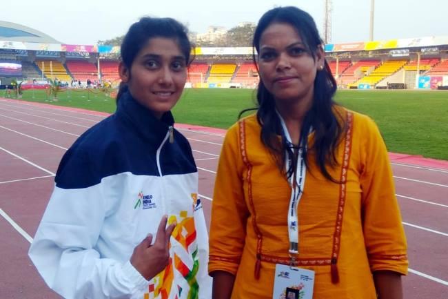 अंकिता ध्यानी ने स्वर्ण पदक जीतने के साथ ही जूनियर वर्ल्ड चैंपियनशिप के लिए किया क्वॉलाफाई