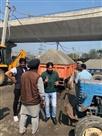हेरिटेज स्ट्रीट, रामानंद बाग और जहाजगढ़ से अमिक्रमण हटाया