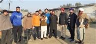 मंदबुद्धि युवक को गुज्जरों ने बना रखा था बंधुआ मजदूर, गांव के युवकों ने करवाया आजाद