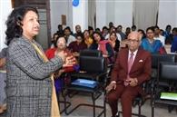 शोधार्थी नहीं करें साहित्यों की चोरी : शिल्पी वर्मा