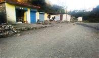 सीमांत गांव में सड़क सुविधा नहीं