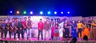 संबलपुर ट्रेड फेयर में फैशन शो का जलवा
