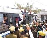 CM Ayodhya Visit: सपा नेता व पूर्व मंत्री समर्थकों समेत निषेधाज्ञा उल्लंघन में गिरफ्तार