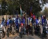 Bharat Bandh Today: झारखंड के कोल्हान में बंद का कोई असर नहीं, घाटशिला में निकले भीम आर्मी समर्थक