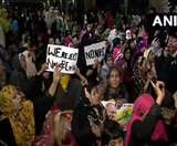 जाफराबाद में सड़कों पर डटी हैं कई महिला प्रदर्शनकारी, पुलिस ने कहा- शांति बनाए रखें