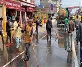 TrumpVisitIndia: स्वागत को तैयार ताजनगरी, स्कूली बच्चे फहराएंगे इंडो- अमेरिकी फ्लैग Agra News
