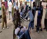 Giridih: संथाली जात्रा देखकर घर लाैट रहे दो युवकों की सड़क दुर्घटना में माैत, एक घायल
