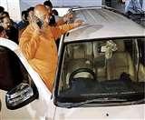 कार्यालय में बैठे शिवसेना हिंदुस्तान के राष्ट्रीय उपाध्यक्ष की गाड़ी पर फायरिंग, विराेध में लगाया Ludhiana News