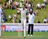 टिम साउथी ने न्यूजीलैंड की धरती पर इंटरनेशनल क्रिकेट में पूरे किए 300 विकेट, विटोरी रह गए पीछे