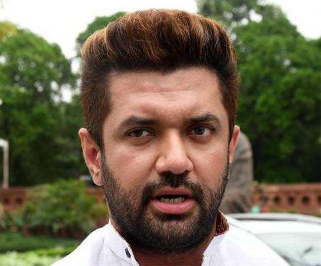 Bihar Politics LJP President Chirag Paswan forms Dalit Savarna alliance Raju  Tiwari becomes executive president