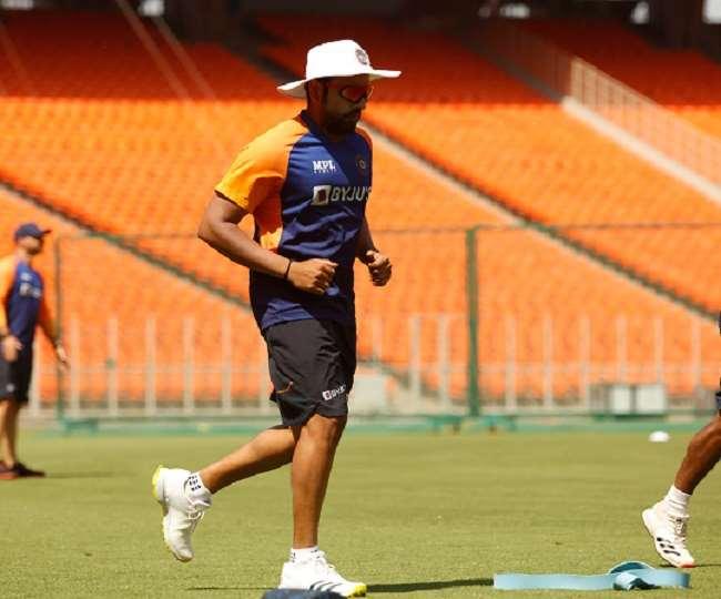 भारतीय टीम के ओपनर रोहित शर्मा- फोटो ट्विटर पेज