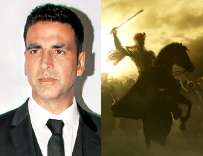 Akshay Kumar plays King Prithviraj Chauhan. Photo- Screenshot from video