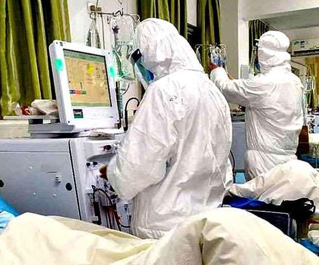 केंद्रीय स्वास्थ्य मंत्रालय की संशोधित गाइडलाइन जारी। (फोटो: दैनिक जागरण)