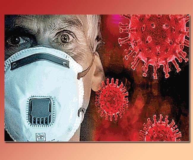 देश में मिला कोरोना वायरस का एक और नया वैरियंट। (फोटो: दैनिक जागरण)