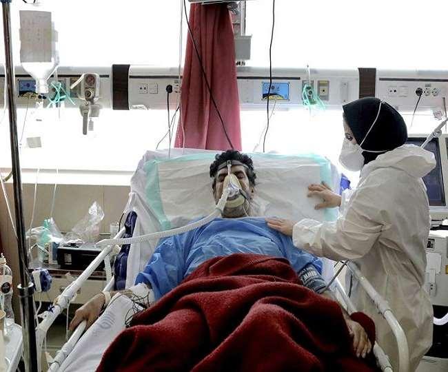 COVID-19 Cases in India: बीते 24 घंटों में 3,32,730 नए मामले व 1,86,920 मौत