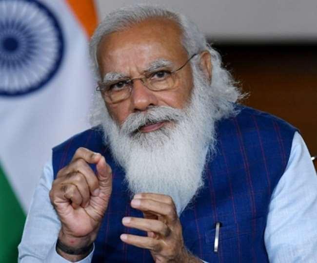 प्रधानमंत्री मोदी ने शुक्रवार को अग्रणी ऑक्सीजन निर्माताओं के साथ बैठक की।
