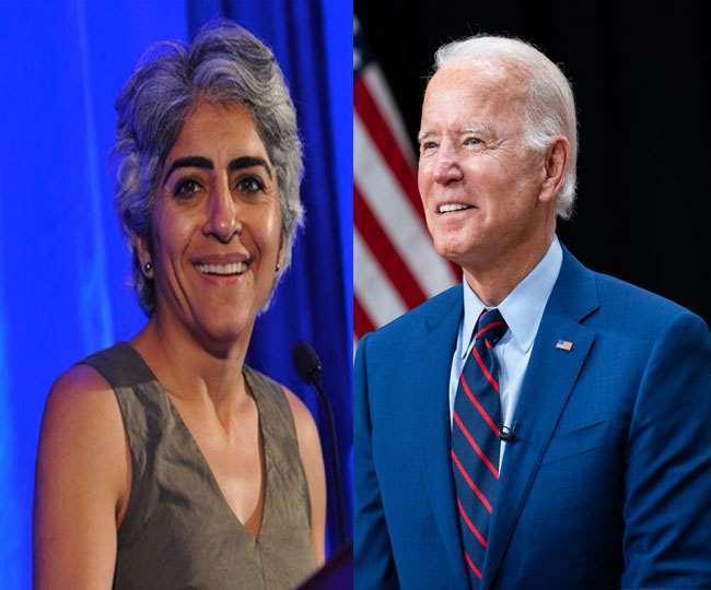 US Politics: Indian-origin Kiran Ahuja boosts India's pride, Kamala Harris' vote  leaves Biden free of worry